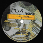 Iwarriyah - Valley Of DC.Zhan / Iwarriyah ft Jay Coleman - Dem Demon (Warriyah) 10""